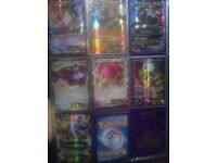 Loads of Ultra Rare Pokemon Cards - Selling Individually or as a Whole Lot.