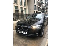 BMW, 1 SERIES, 2012, Automatic, 1.6 Litre Petrol, 5 doors, HPI Clear, 65k miles