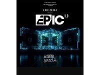 Eric Prydz Steel Yard Epic 5.0 ticket x1