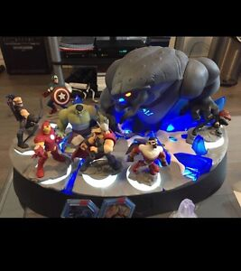 Disney infinity 2.0 edition collector ps4
