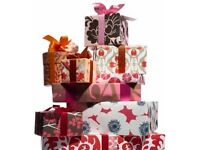 Jazzy gifts Wrap up Gift wrapping service