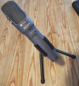 Sony ECM-MS957 stereo condenser microphone