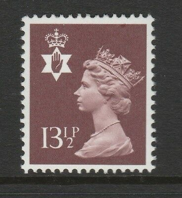 GB Northern Ireland 1980 Regional Machin 13 1 /2p SG NI32 MNH