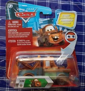 Disney Pixar Cars Diecast CHASE Mater with Oil Cans