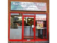 Leasehold Pizza Take Away and Delivery In Redditch, Worcestershire £36,000 Open To Offers