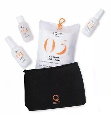 AQUIS Prime Hair Care System Starter Kit - Brand New