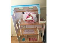 Early learning centre dolls house mansion