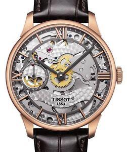 Tissot Chemin Des Tourelles Squelette Watch tissot