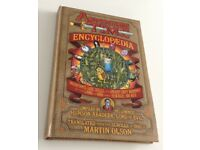 ADVENTURE TIME book THE ENCYCLOPAEDIA hardback