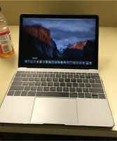 "2015 MacBook 12"" Space Gray"