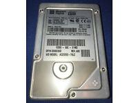 "WD AC23200-75LC 3.2GB 5.4K 3.5"" Caviar ATA Hard Disk Drive - DCM: BRCBKACBOACG"