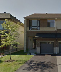 End Unit Townhome for Rent