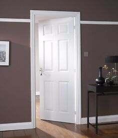 !!!! JANUARY OFFER ONLY !!!!! internal plastic coated doors with free handles