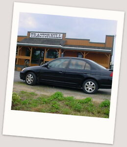 2003 Honda Civic Sedan 154 K Only