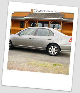 2005 Acura EL Touring Sedan Wholesale Price