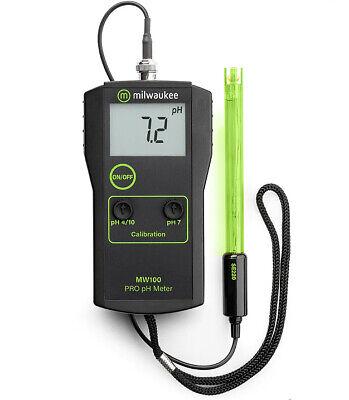 Milwaukee Low Cost Portable Ph Testermeter