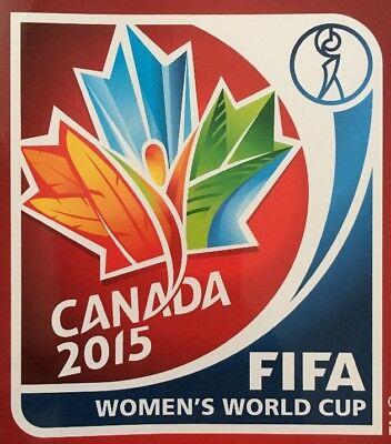 PANINI FIFA Women/'s World Cup 2015 Canada 1 leeresalbum.Deutsche version....