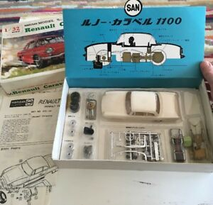 Marusan Slot Car Renault Caravelle Boxed Kit Riko 1/32 Scale