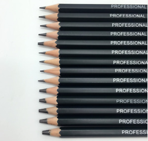 Drawing Pencil Set (14 pieces package)  12B to 6H