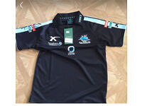 Cronulla sharks rugby league jersey shirt . New with tags