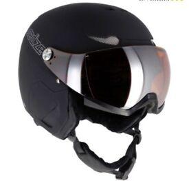 Snowboard Ski helmet with visor