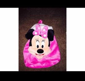 Large Minnie Mouse stocking