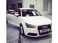 Audi A1 TDI sport edition 1.6 3dr LOW MILEAGE!!! FSH 10 months mot