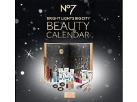 No7 Beauty Advent Calendar 2016. BOLTON. 4 Available! New, sealed.