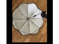 Sun parasol by red kite