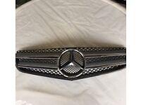 Genuine Mercedes E CLASS COUPE grill