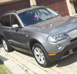 2009 BMW X3 xdrive SUV, Crossover