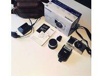 Olympus Pen E-P1 digital camera