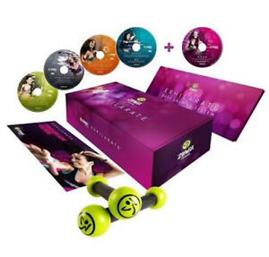 Zumba Exhilerate Fitness DVD Set RRP $119.95 Melbourne CBD Melbourne City Preview