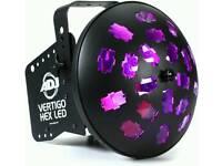 ADJ Vertigo disco light . As new