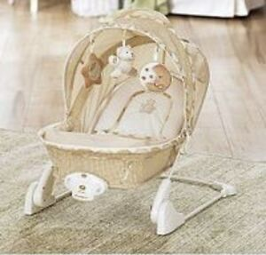 Eddie Bauer bouncy seat with screen
