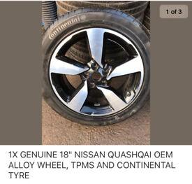 Nissan Qashqai Alloy