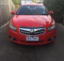 Holden Cruze Cdx 2010 Taylors Lakes Brimbank Area Preview