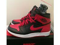 Air Jordan 1.5 bred bnib 10.5