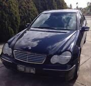 2002 Mercedes-Benz C180 Sedan **12 MONTH WARRANTY** West Perth Perth City Area Preview