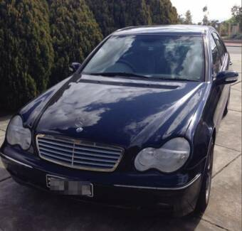 2002 Mercedes-Benz C180 Sedan **12 MONTH WARRANTY**