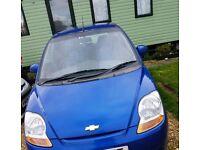 Chevrolet Matiz SE Plus
