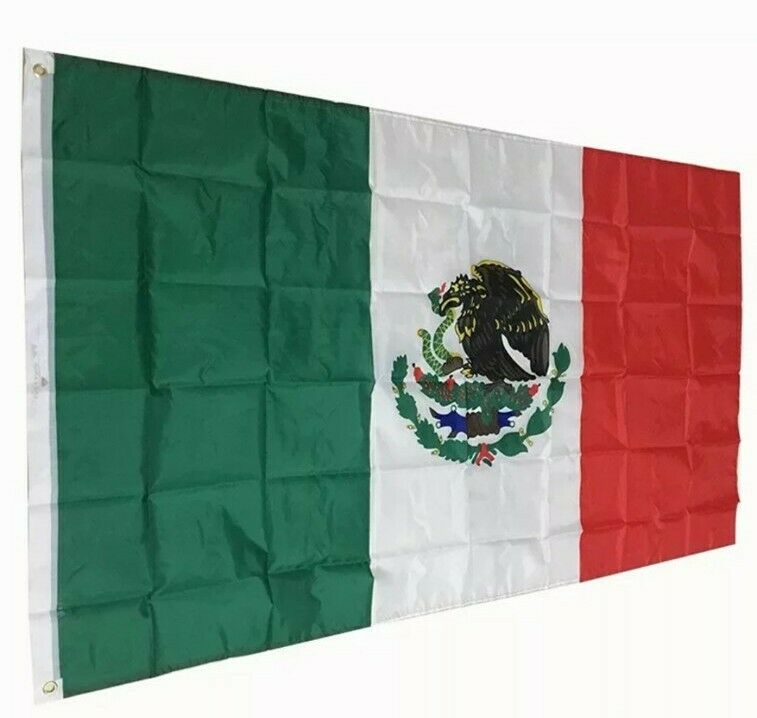 Mexico National Flag 3x5