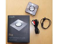 Maplin's external 7.1 sound card RRP £50