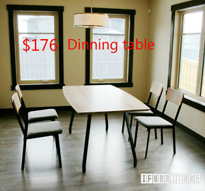 ifurniture pre-commencement sale, dining table,coffee table etc