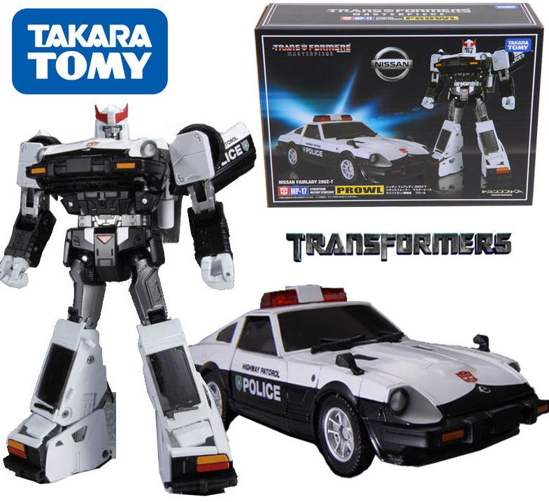 Transformers Masterpiece MP-17 Prowl Hasbro Takara Tomy Authentic