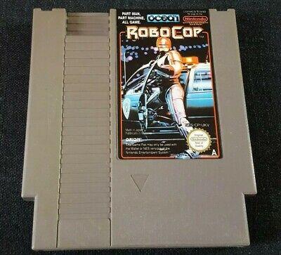 Nintendo NES Game Robocop for sale  Shipping to Nigeria