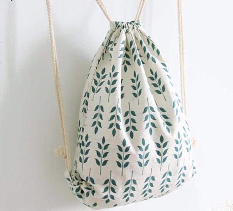 drawstring bags women kid s travel beach