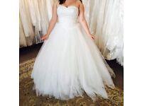 Phoenix Wedding Dress - NEVER BEEN WORN