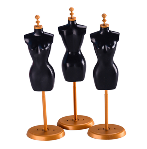 Fashion Doll Display Holder Dress Clothes Mannequin Model Stand For  Doll PN