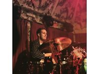 29yr old Drummer available - Manchester